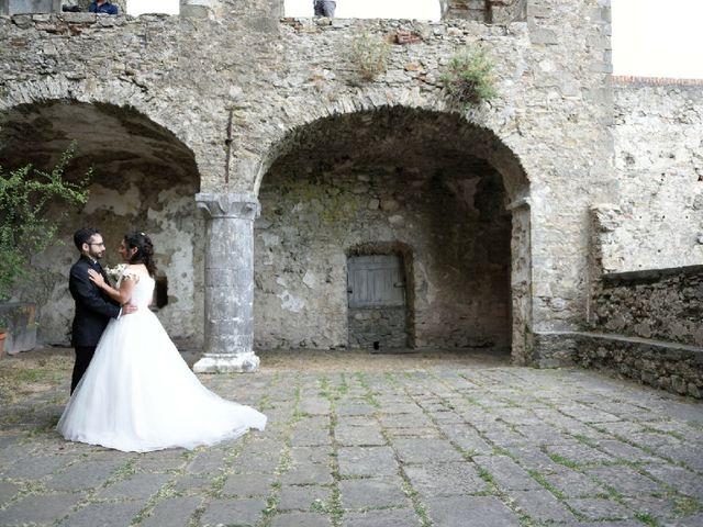 Il matrimonio di Alessandro e Stefania a Ameglia, La Spezia 2