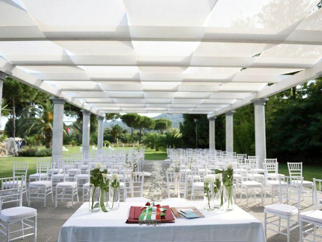 Il matrimonio di Alessandro e Stefania a Ameglia, La Spezia 5