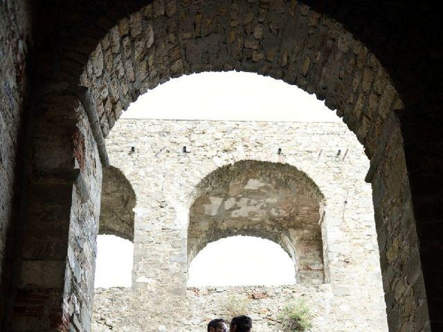 Il matrimonio di Alessandro e Stefania a Ameglia, La Spezia 6