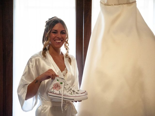Il matrimonio di Mirko e Valentina a Robecco sul Naviglio, Milano 9
