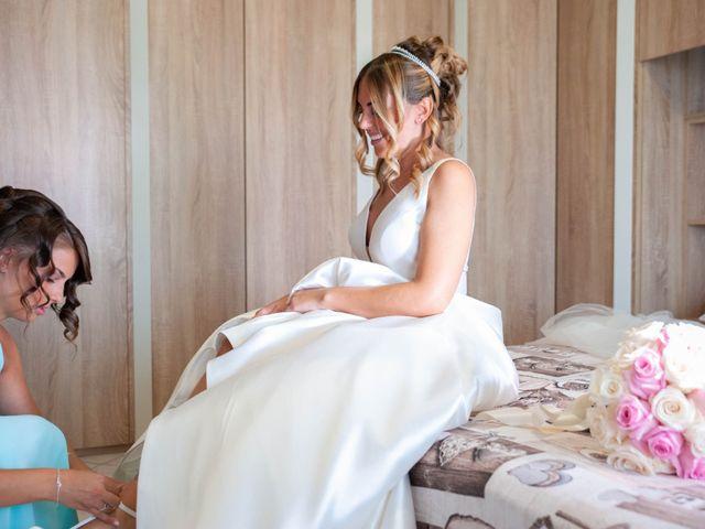 Il matrimonio di Mirko e Valentina a Robecco sul Naviglio, Milano 13