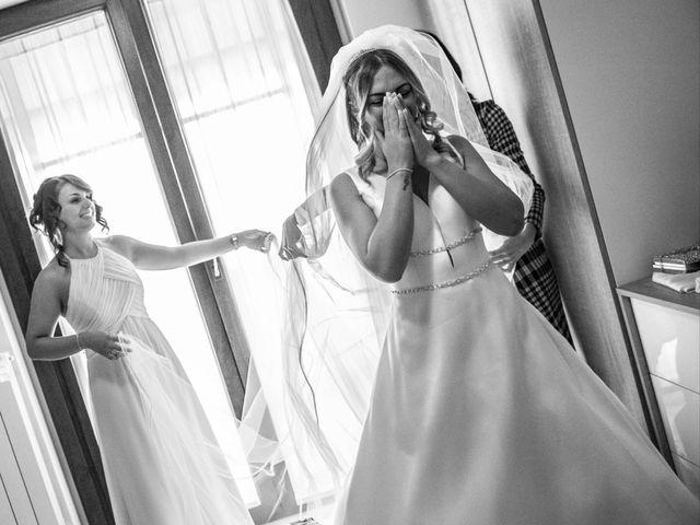 Il matrimonio di Mirko e Valentina a Robecco sul Naviglio, Milano 17