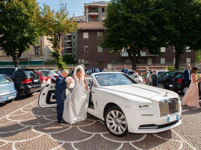 Il matrimonio di Mirko e Valentina a Robecco sul Naviglio, Milano 23