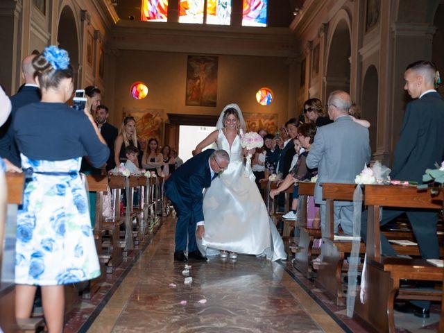 Il matrimonio di Mirko e Valentina a Robecco sul Naviglio, Milano 25
