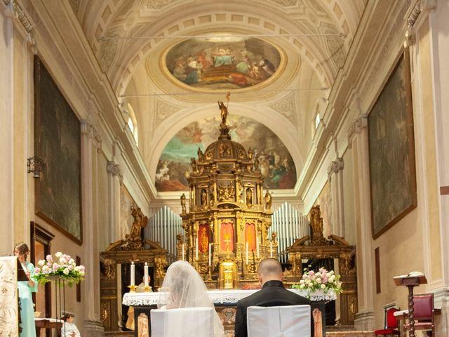 Il matrimonio di Mirko e Valentina a Robecco sul Naviglio, Milano 27