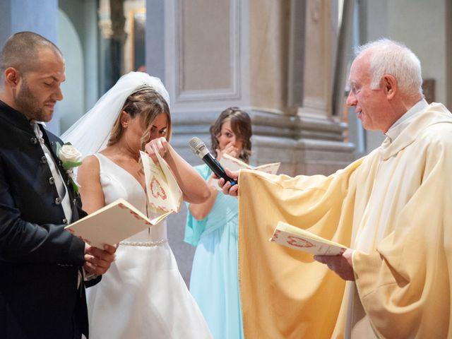 Il matrimonio di Mirko e Valentina a Robecco sul Naviglio, Milano 28