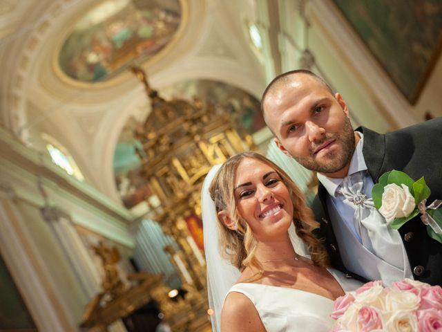 Il matrimonio di Mirko e Valentina a Robecco sul Naviglio, Milano 31