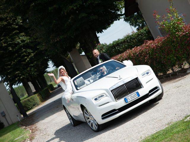 Il matrimonio di Mirko e Valentina a Robecco sul Naviglio, Milano 37