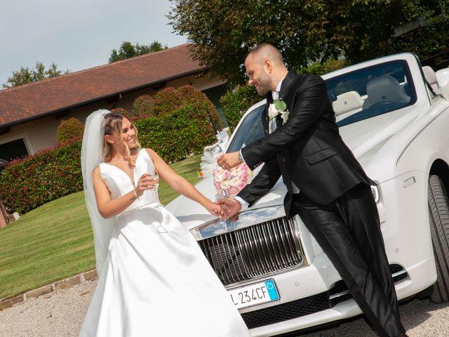 Il matrimonio di Mirko e Valentina a Robecco sul Naviglio, Milano 38