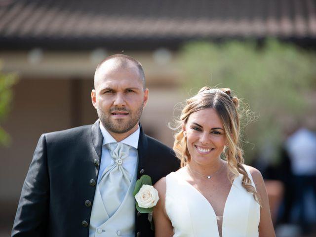 Il matrimonio di Mirko e Valentina a Robecco sul Naviglio, Milano 40