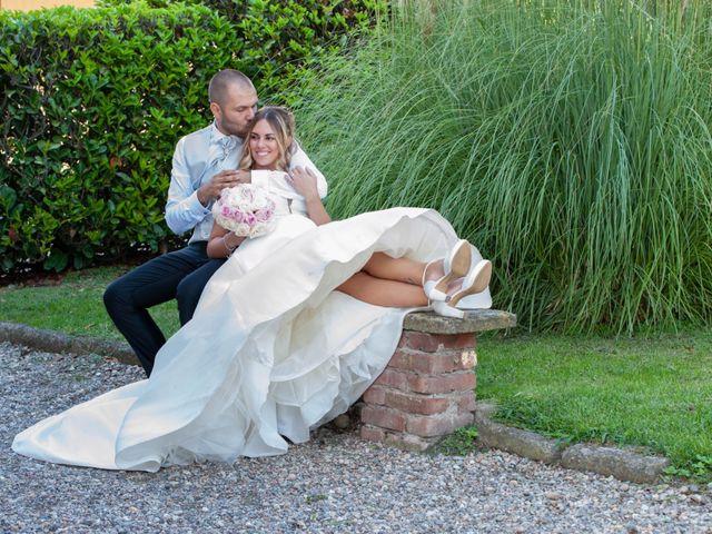 Il matrimonio di Mirko e Valentina a Robecco sul Naviglio, Milano 43