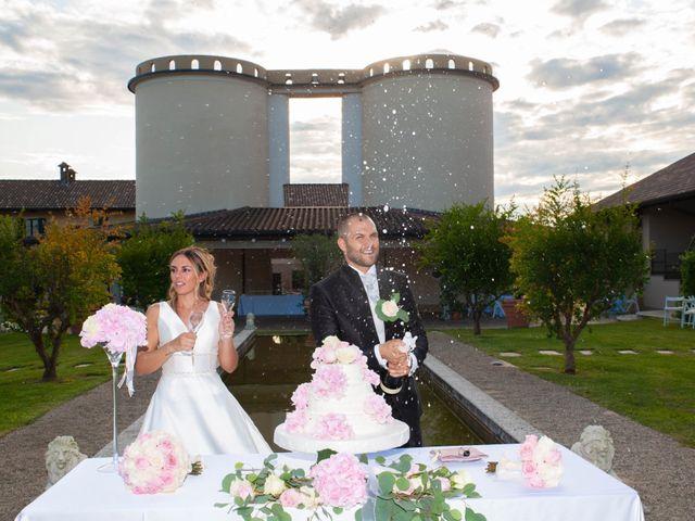 Il matrimonio di Mirko e Valentina a Robecco sul Naviglio, Milano 47