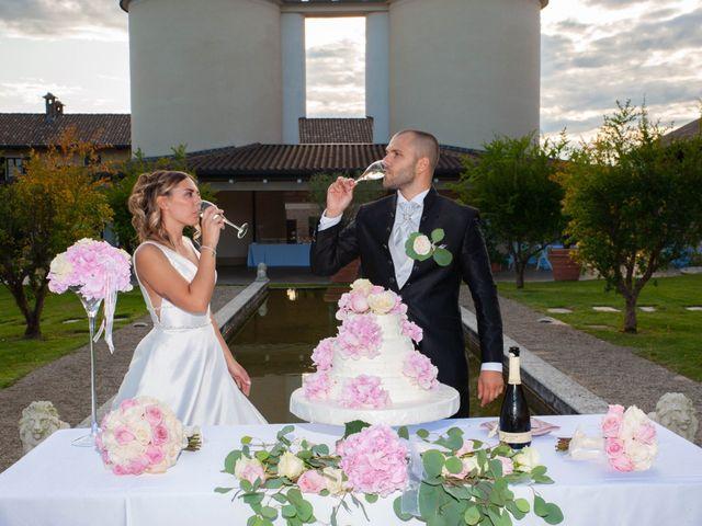 Il matrimonio di Mirko e Valentina a Robecco sul Naviglio, Milano 48