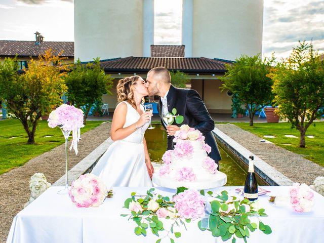 Il matrimonio di Mirko e Valentina a Robecco sul Naviglio, Milano 49