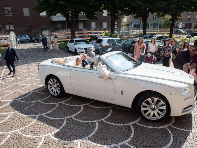 Il matrimonio di Mirko e Valentina a Robecco sul Naviglio, Milano 61