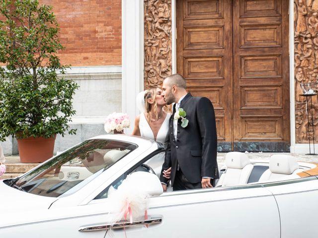 Il matrimonio di Mirko e Valentina a Robecco sul Naviglio, Milano 69