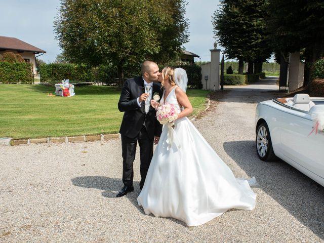 Il matrimonio di Mirko e Valentina a Robecco sul Naviglio, Milano 71