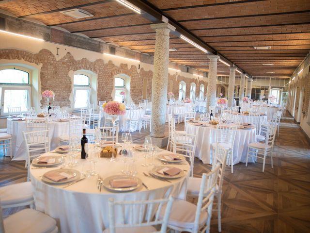 Il matrimonio di Mirko e Valentina a Robecco sul Naviglio, Milano 72