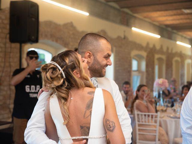 Il matrimonio di Mirko e Valentina a Robecco sul Naviglio, Milano 78