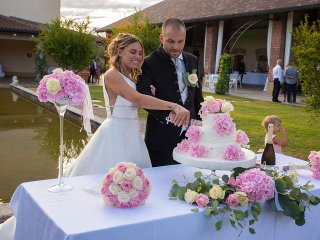 Il matrimonio di Mirko e Valentina a Robecco sul Naviglio, Milano 82