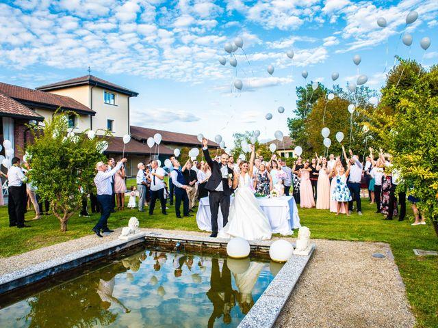 Il matrimonio di Mirko e Valentina a Robecco sul Naviglio, Milano 1
