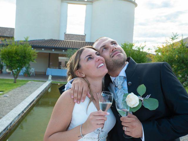 Il matrimonio di Mirko e Valentina a Robecco sul Naviglio, Milano 84