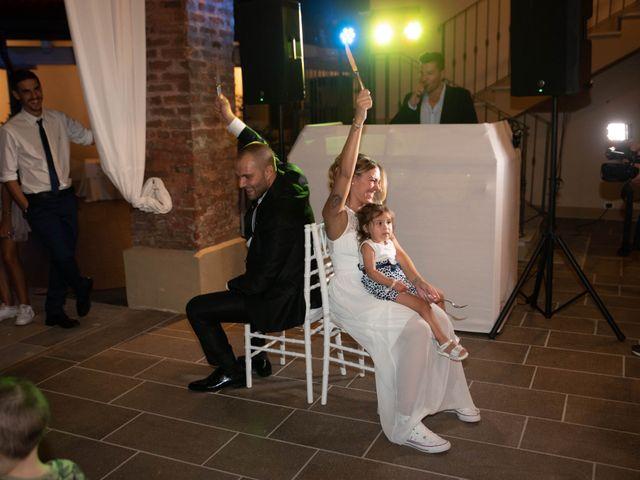 Il matrimonio di Mirko e Valentina a Robecco sul Naviglio, Milano 92