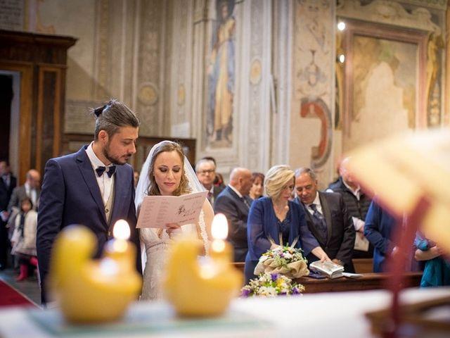 Il matrimonio di Danilo e Silvia a Frascati, Roma 27
