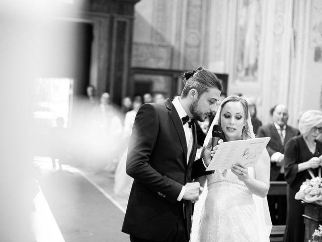 Il matrimonio di Danilo e Silvia a Frascati, Roma 28