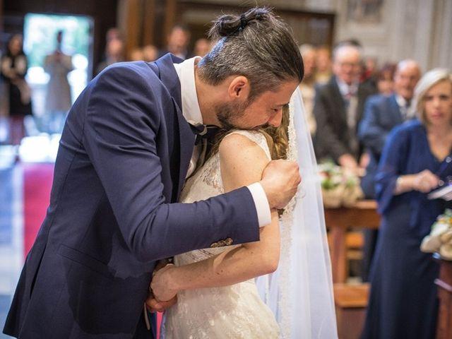 Il matrimonio di Danilo e Silvia a Frascati, Roma 30