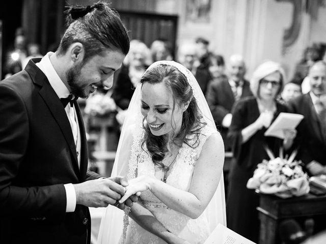 Il matrimonio di Danilo e Silvia a Frascati, Roma 31