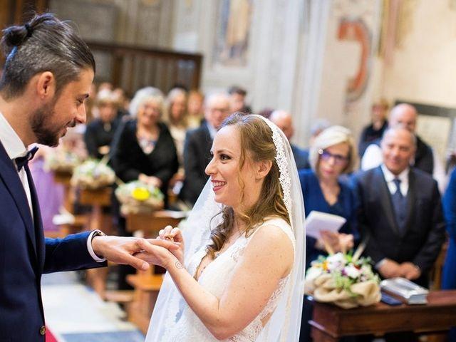 Il matrimonio di Danilo e Silvia a Frascati, Roma 32