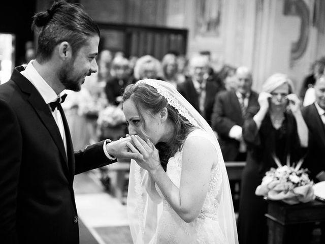 Il matrimonio di Danilo e Silvia a Frascati, Roma 33