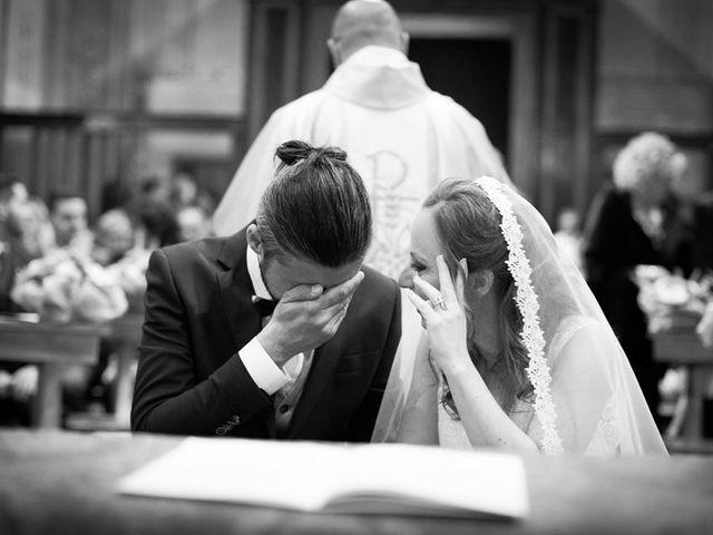 Il matrimonio di Danilo e Silvia a Frascati, Roma 34