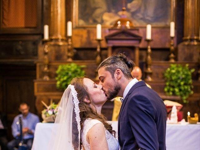 Il matrimonio di Danilo e Silvia a Frascati, Roma 35