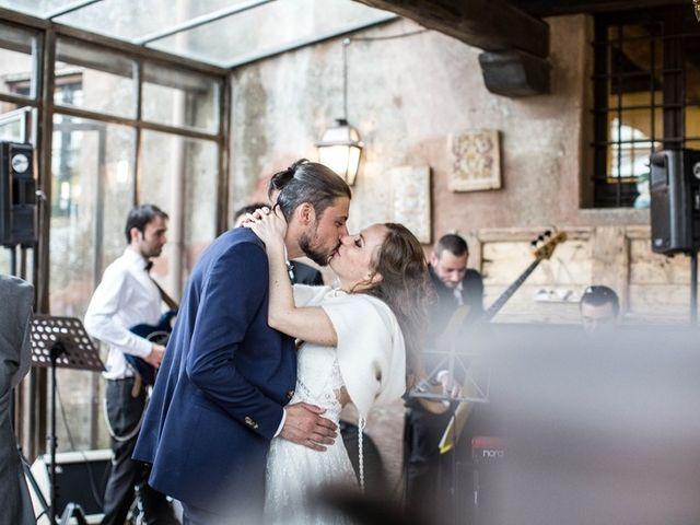 Il matrimonio di Danilo e Silvia a Frascati, Roma 39