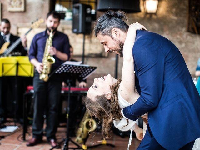 Il matrimonio di Danilo e Silvia a Frascati, Roma 1