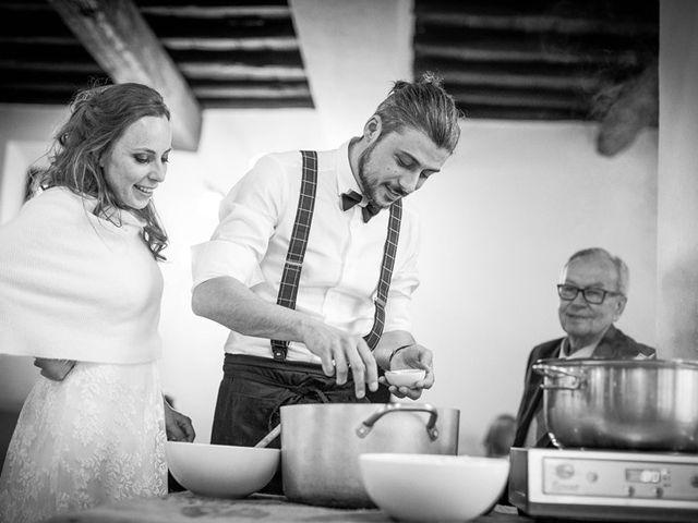 Il matrimonio di Danilo e Silvia a Frascati, Roma 42