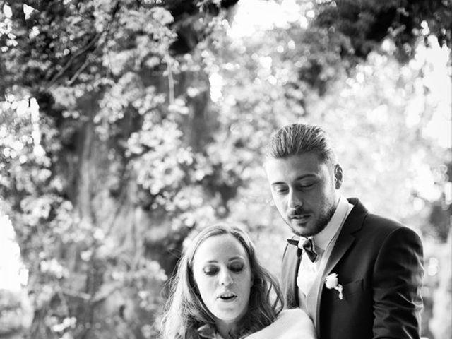 Il matrimonio di Danilo e Silvia a Frascati, Roma 45