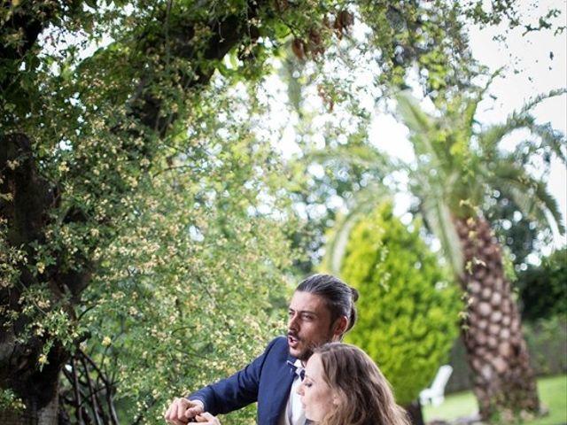 Il matrimonio di Danilo e Silvia a Frascati, Roma 47