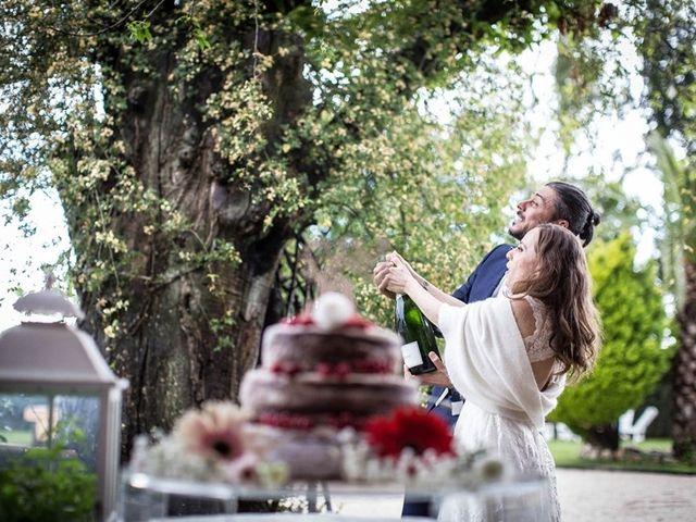 Il matrimonio di Danilo e Silvia a Frascati, Roma 48