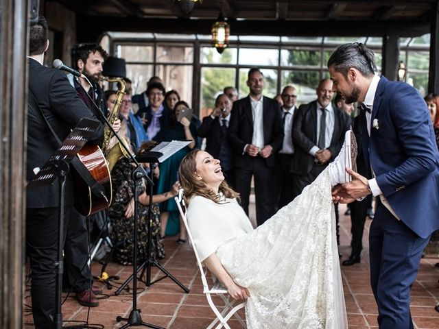 Il matrimonio di Danilo e Silvia a Frascati, Roma 50