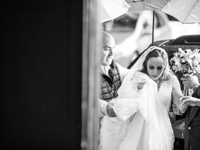 Il matrimonio di Danilo e Silvia a Frascati, Roma 57