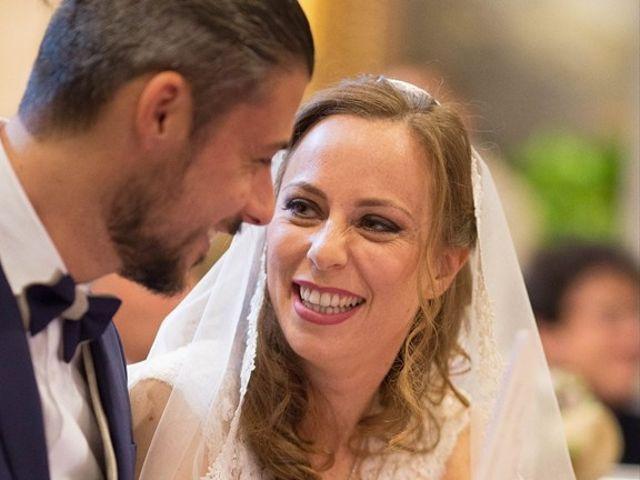 Il matrimonio di Danilo e Silvia a Frascati, Roma 58