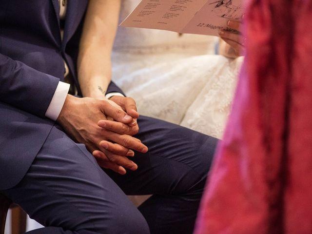 Il matrimonio di Danilo e Silvia a Frascati, Roma 62