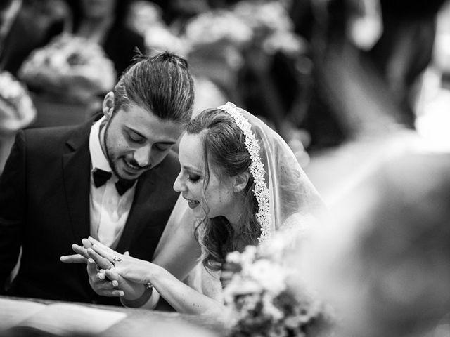 Il matrimonio di Danilo e Silvia a Frascati, Roma 63
