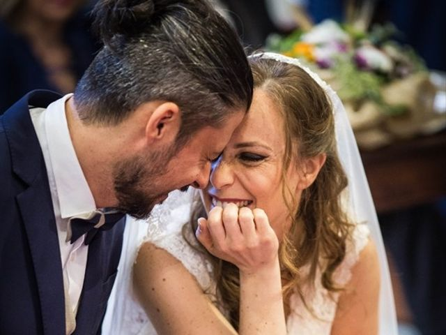 Il matrimonio di Danilo e Silvia a Frascati, Roma 64
