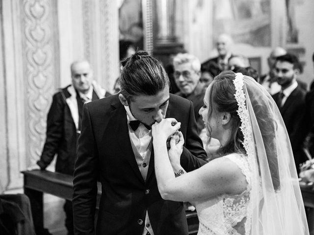 Il matrimonio di Danilo e Silvia a Frascati, Roma 65