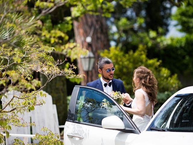 Il matrimonio di Danilo e Silvia a Frascati, Roma 73