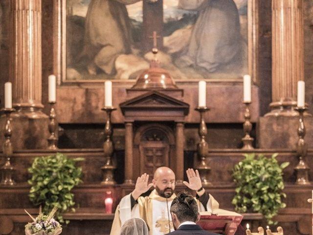 Il matrimonio di Danilo e Silvia a Frascati, Roma 84